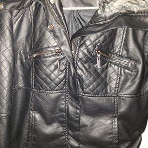F2 womans Black Jacket